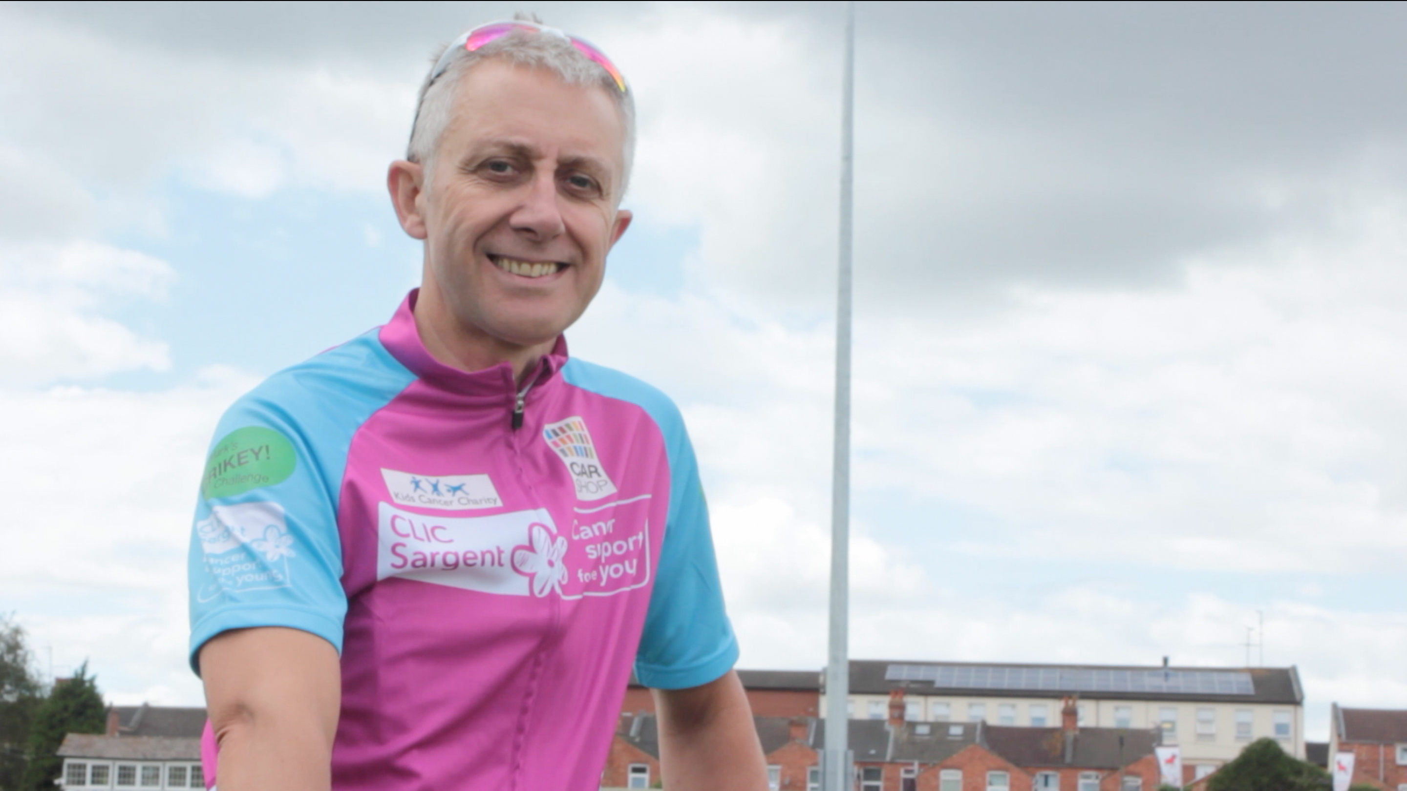 1000 Mile Cycle Ride Is Hit For Six