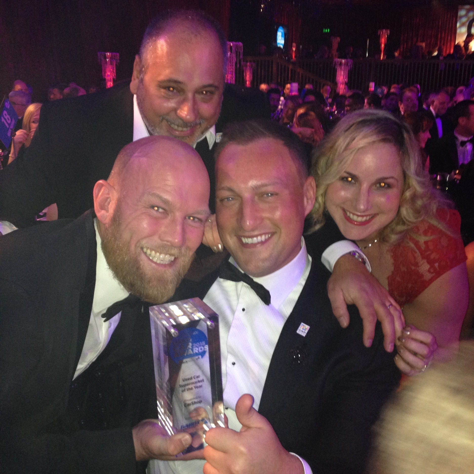 A Winner of a Year for CarShop