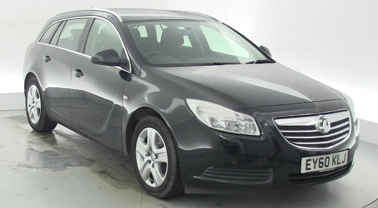 Car of the Month - Vauxhall Insignia