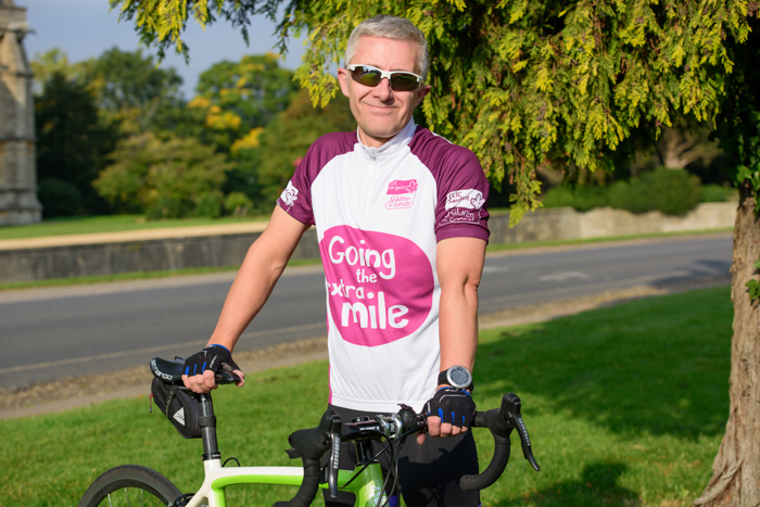 Taking on 1000 Miles for Cancer