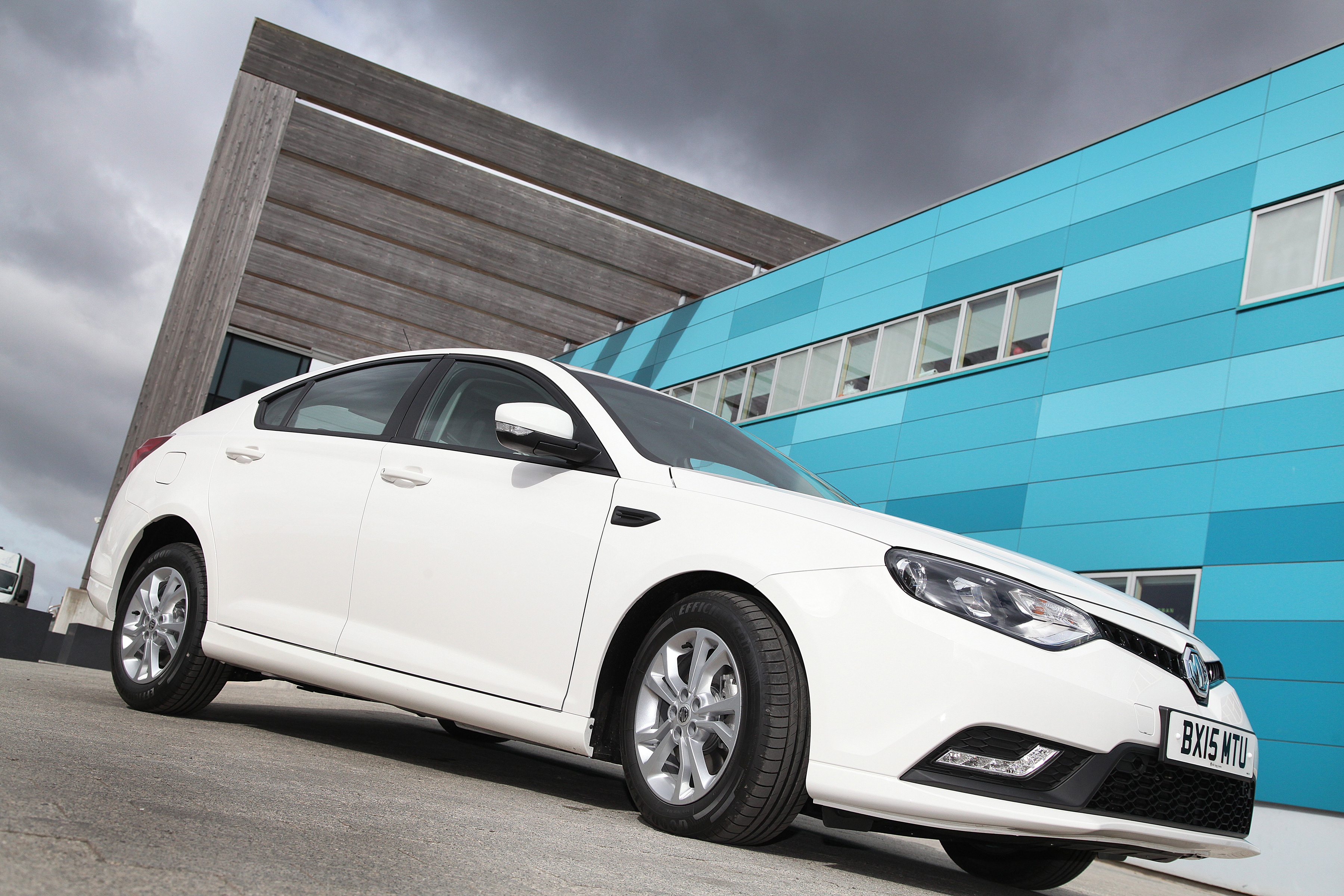 MG Launch the New MG6