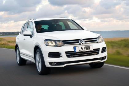 Volkswagen Touareg Escape