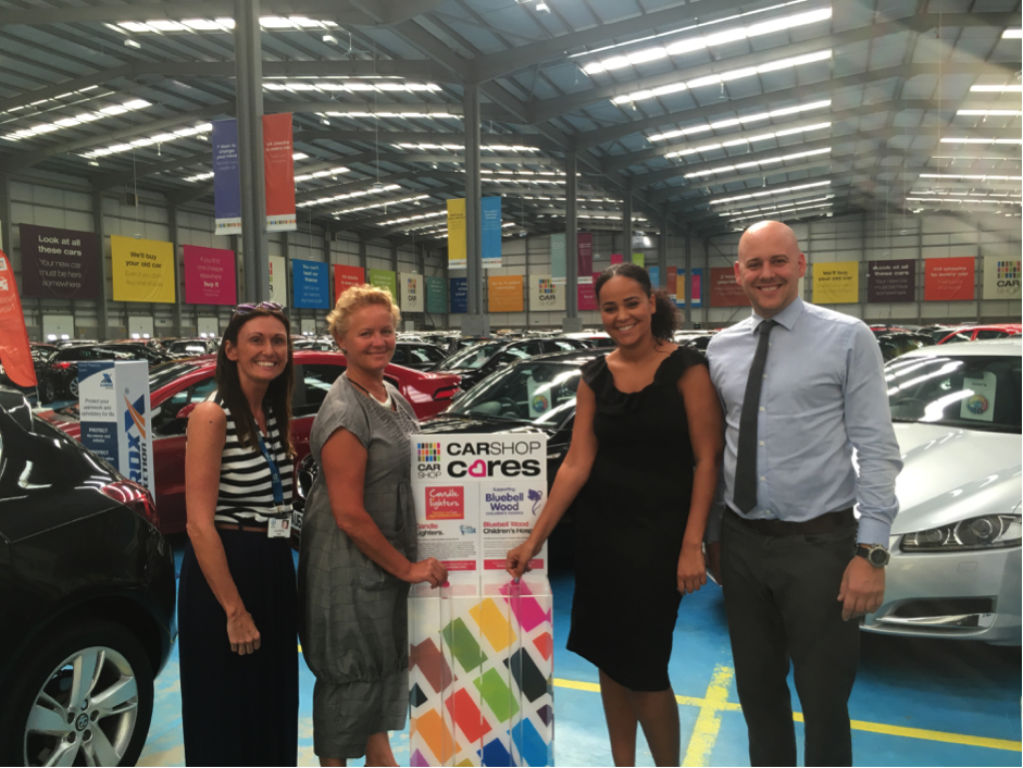 Charity: CarShop Launches the CarShop Cares Charity Programme