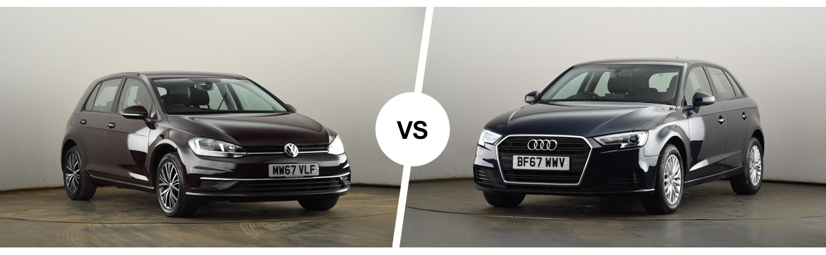 Blog: Let the games continue: Volkswagen Golf vs Audi A3 - Which is right for you?
