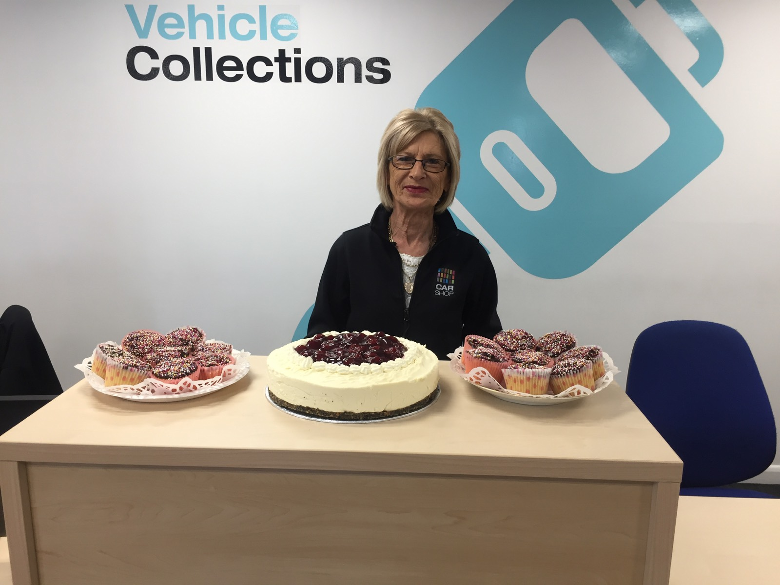News: CarShop celebrate World Baking Day