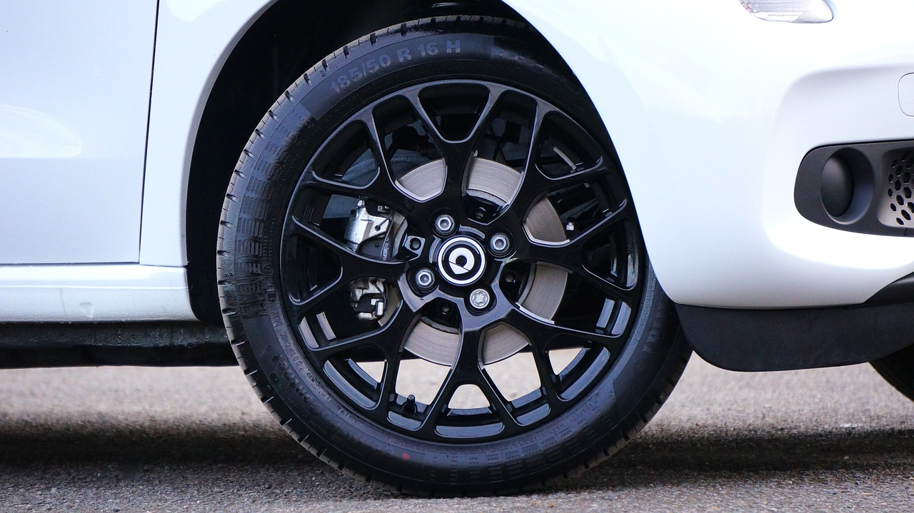 Blog: Changing a car tyre made easy