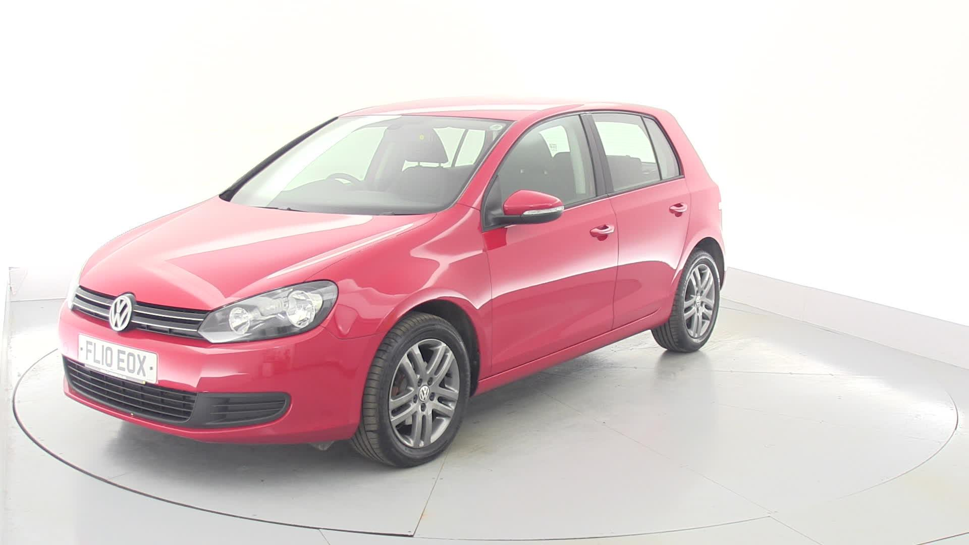 Car of the Month: Volkswagen Golf Diesel Hatchback 1.6 TDi 105 BlueMotion Tech Match 5dr
