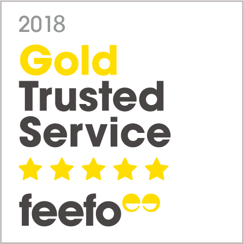 Awards: The Feefo Gold Trusted Service 2018 goes to... CarShop!