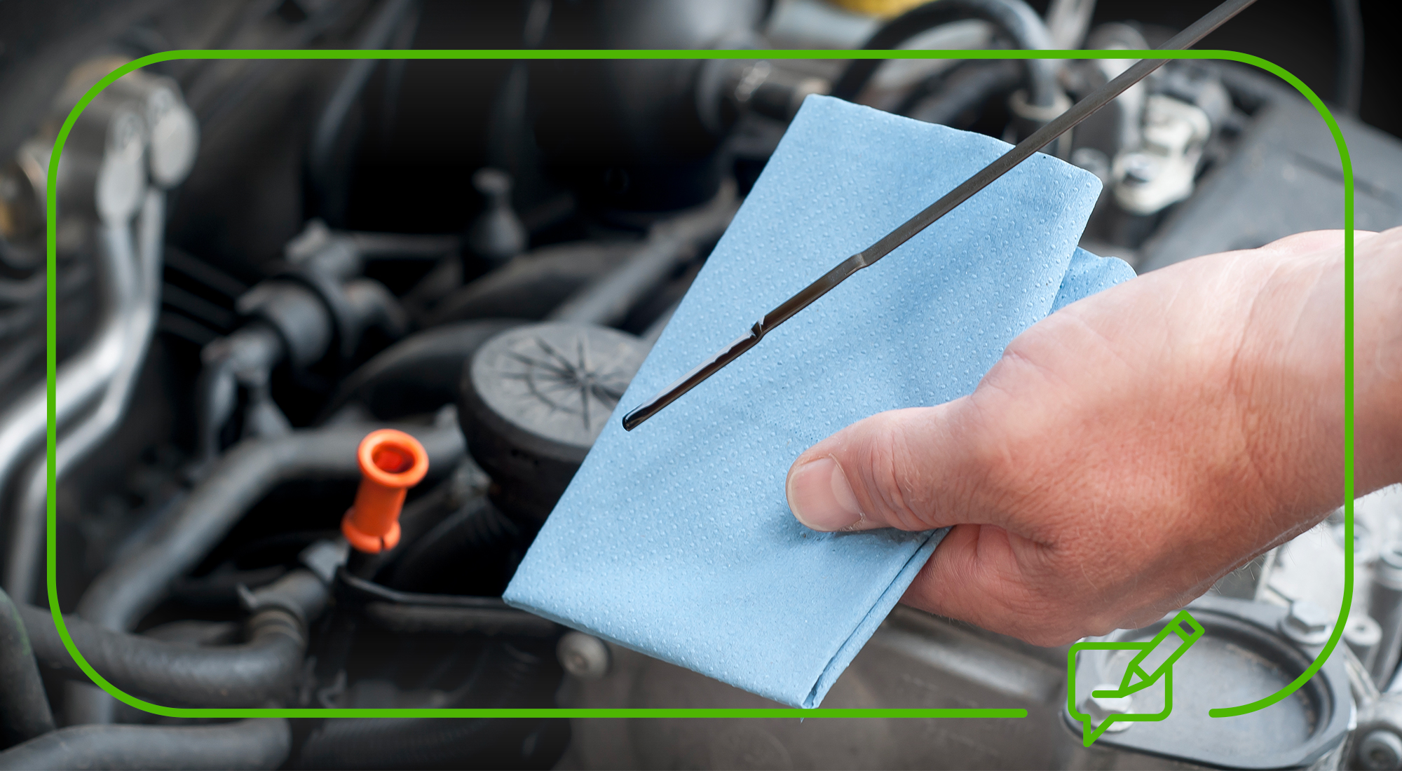 Blog: How to check your engine oil