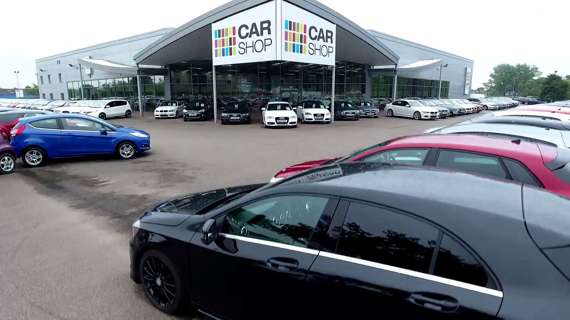 Car Supermarket: Bristol Street Motors Worksop