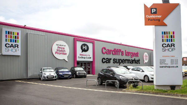CarShop Cardiff